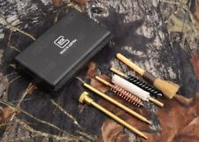 Gun Cleaning Pistol 9mm Kit Brush Cleaner Hand Brushes Rod Set Rifle Brass glock