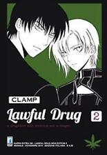 LAWFUL DRUG 2 NEW EDITION - CLAMP - MANGA STAR COMICS - NUOVO