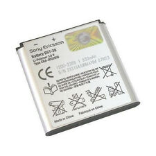Sony Ericsson OEM Battery BST-38 Original W580 W580i T650 T658 C902 C902i C905