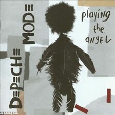 Playing the Angel by Depeche Mode (CD, Oct-2005, Sire/Reprise/Mute) Disc Only