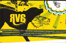 RVA Magazine Issue 1 April 2005 Respect Revenge Androids Photos Articles