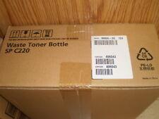 RICOH WASTE TONER BOTTLE SP C220 MODEL: M804-20 104 NEW >