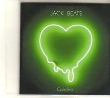 (DT445) Jack Beats, Careless - 2012 DJ CD