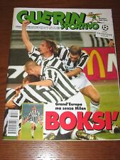 GUERIN SPORTIVO=N.37 1996=KANU=CHAMPIONS LEAGUE=COPPA UEFA=URUGUAY