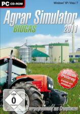 Agrar Simulator 2011: Biogas (PC, 2011, DVD-Box)