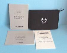 02 2002 Mazda Protege 5/Protege owners manual
