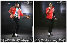 NEW! HOT TOYS MICHAEL JACKSON 1/6 (BEAT IT) LIMITED EDITION FIGURE *USA* SELLER
