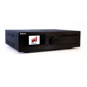 Audio Block CVR200 schwarz Multiroom/Receiver, Neu vom Fachhandel