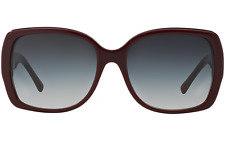 NWT Burberry Sunglasses BE 4160 3403/8G Bordeaux / Gray Gradient 58mm 34038G NIB