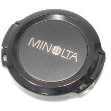 Genuine Minolta Dynax LF-1049, 49mm Lens Cap fits lens with 49mm filter thread