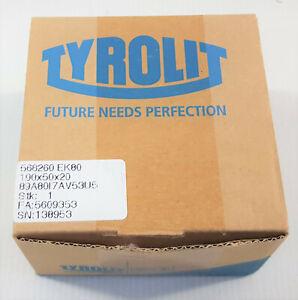 Tyrolit 568260 EK80 Schleiftopf 100x50x20 Topf-Schleifscheibe