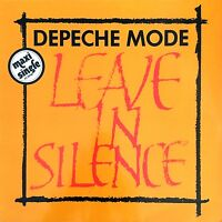 """Depeche Mode 12"""" Leave In Silence - Germany (EX/M)"""