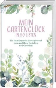 Busse Seewald -Mein Gartenglück in 50 Listen - Ute Rather - NEU eingeschweißt