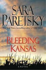 Bleeding Kansas by Sara Paretsky (2008, Hardcover)