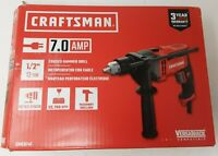 CRAFTSMAN Drill / Driver 7-Amp 1/2-Inch (CMED741) Hammer Drill
