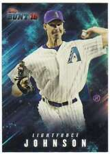 2016 Topps Bunt Baseball (Physical) Light Force LF-15 Randy Johnson Diamondbacks
