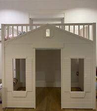 Pottery Barn Kids Playhouse Loft Bed