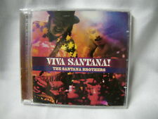 Viva Santana The Santana Brothers CD box Set New