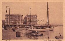 NAPOLI - Santa Lucia con gli Hotels 1931