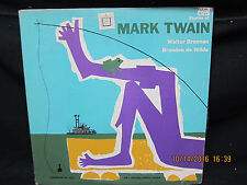 Walter Brennan & Brandon de Wilde Mark Twain - Caedmon 1956
