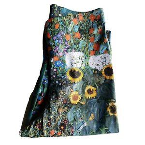 BNWOT Black Milk Women's Klimt Collage HWMFLeggings Size XXS Sample