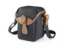 Billingham 72 compacto bolsa de Cámara (negro Fibrenyte / cuero negro )