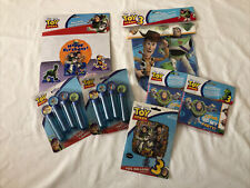 Job Lot - Toy Story Decorations Items Sale Banner Centrepiece Bubbles Invites 3