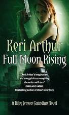 Full Moon Rising (Riley Jenson Guardian Series), Keri Arthur | Paperback Book |