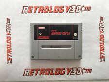 Nintendo Scope 6 > Super Nintendo (SNES) > En Loose > PAL FR