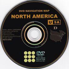 NEW 2010 2011 Toyota Prius 2019 Navigation Map Update DVD Gen 6 18.1 U9A