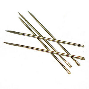 Leather Glovers Needles - 5 Pack