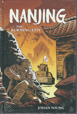 Nanjing : The Burning City by Ethan Young (2015, Hardcover) NEW SEALED