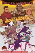 RUNAWAYS #4 (2015) 1ST PRINTING  SECRET WARS TIE-IN BAGGED & BOARDED
