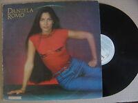 DANIELA ROMO SPANISH LP HISPAVOX 1983