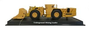 Underground Mining Loader - 1:64 Construction Machine Model (Amercom MB-23)