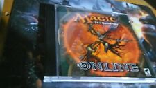 Magic The Gathering Online PC CD 2002 Wizards of the Coast
