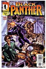 1)BLACK PANTHER v3 #6(4/99)KRAVEN/ZURI/NAKIA/DORA MILAJE(AVENGERS)CGC WORTHY(9.8