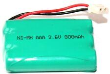VTEC VM312 BABY MONITOR RECHARGEABLE BATTERY AAA 3.6V 800mAh NIMH