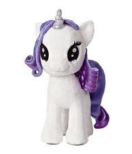 "Aurora World 10"" White Plush RARITY My Little Pony ~NEW~"
