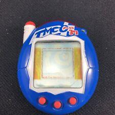 TM10 Bandai Virtual Pet Tamagotchi V3 Plus 37 Blue 2004 Japan