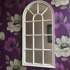 WINDOW STYLE MIRROR GILRS ROOM ENCHANTED MIRROR HALLWAY WINDOW ARCH MIRROR 69cm
