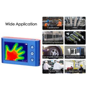 HY Digital Thermal Imaging Camera LCD Display Screen Infrared Temperature Sensor