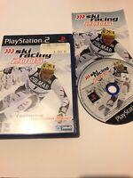 🥳 jeu playsation 2 ps2 ps3 fr ski racing 2005 complet