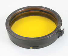 FAIRCHILD YELLOW 12 FILTER IN 3-SLOT MOUNT OF ABOUT 4.3125 INCHES/178439