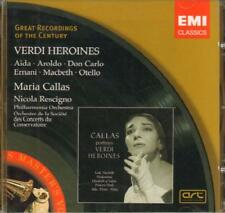 Maria Callas(CD Album)Verdi Heroines-New