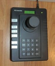 COP Security 3 Axis PTZ Joystick Keyboard Controller LCD Display 15-AU50ESH-1