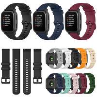 Für Garmin Venu Sq/Forerunner 245 645 Uhr Ersatz Armband Uhrenarmband Strap 20mm