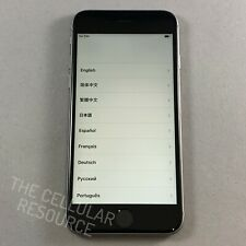 iPhone 6S 128GB Verizon Unlocked A1688 Black Space Gray Fully Tested No Touch ID