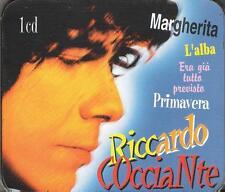 "RICCARDO COCCIANTE - RARO CD METAL BOX A TIRATURA LIMITATA"" AMORE A PRIMAVERA """