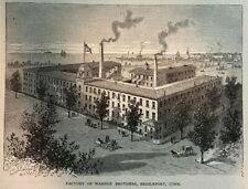 1882 Making Coraline Warner Brothers Factory Bridgeport Connecticut